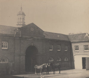 The Stables in the 19C