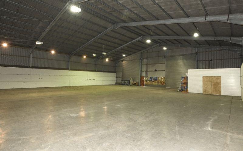Four Ashes - Dovecote Main Warehouse Interior